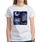 blues moon Women's T-Shirt