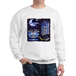 blues moon Sweatshirt