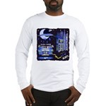 blues moon Long Sleeve T-Shirt