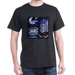 blues moon Dark T-Shirt