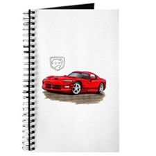 Viper Red Car Journal