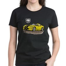 Viper Yellow/Black Car Tee