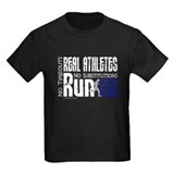 Real Athletes Run - Male T