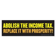 Abolish the IRS Bumper Sticker (10 pk)