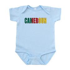 Cameroon Infant Bodysuit