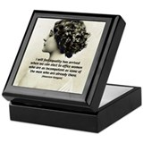 Women in Politics Keepsake Box