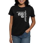 Photographer Women's Dark T-Shirt