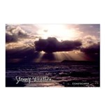 Stormy Weather Postcards (Package of 8)