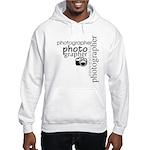 Photographer Hooded Sweatshirt
