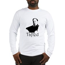 Taft in the Tub Long Sleeve T-Shirt