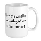 Luv The Smell Of Virtual v2... Coffee Mug