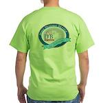 5th Anniversary DDB Logo Green T-Shirt