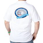 5th Anniversary DDB Logo Golf Shirt