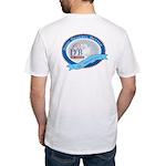 5th Anniversary DDB Logo Fitted T-Shirt