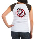 No Chains No Fights Women's Cap Sleeve T-Shirt