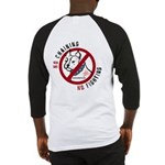 No Chains No Fights Baseball Jersey