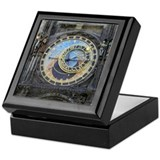 Prague Keepsake Box: &lt;br&gt; Astrological Clock