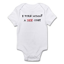 New One! Infant Bodysuit