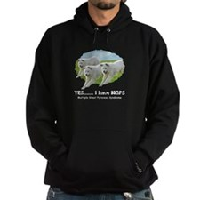 Multiple Great Pyrenees Syndr Hoodie