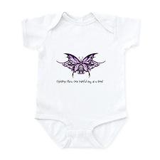 Cute Fibromyalgia Infant Bodysuit