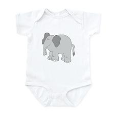 Ellie Elephant Infant Bodysuit
