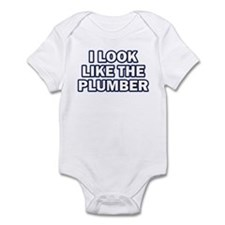 Plumber Infant Bodysuit