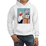 Wave Hands Hooded Sweatshirt