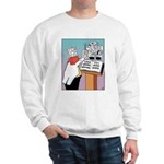 Wave Hands Sweatshirt