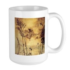 Fairies' Tightrope Mug