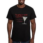 Need Liquor Men's Fitted T-Shirt (dark)