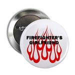 "Firefighters Girlfriend 2.25"" Button (100 pac"