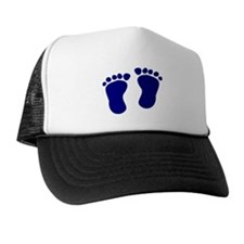Baby Feet Trucker Hat