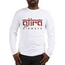 Ajira Airways Long Sleeve T-Shirt