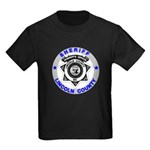 Sheriff Lincoln County Kids Dark T-Shirt