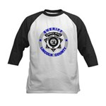 Sheriff Lincoln County Kids Baseball Jersey