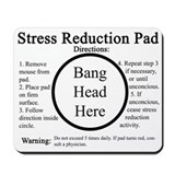 Funny Reduction Mousepad