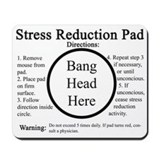 Cute Boss Mousepad