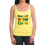 Support Love Jr. Spaghetti Tank