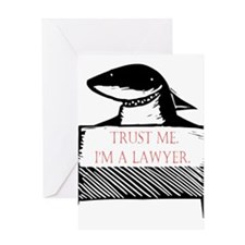 Lawyer Gifts Greeting Card