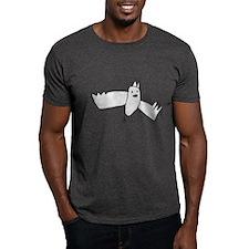 Bat (White) T-Shirt