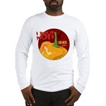 Capsaicin- Like It Hot Long Sleeve T-Shirt