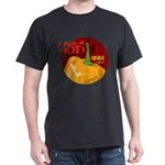 Capsaicin- Like It Hot Black T-Shirt