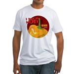 Capsaicin- Like It Hot Fitted T-Shirt