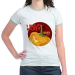 Capsaicin- Like It Hot Jr. Ringer T-Shirt