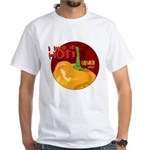 Capsaicin- Like It Hot White T-Shirt