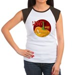 Capsaicin- Like It Hot Women's Cap Sleeve T-Shirt