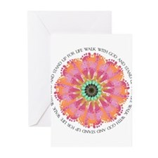 Stand Up For Life Greeting Cards (Pk of 20)