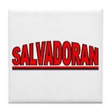 """Salvadoran"" Tile Coaster"