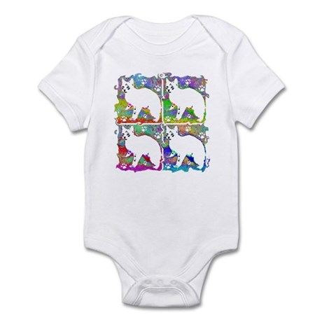 Little One Spring Infant Bodysuit