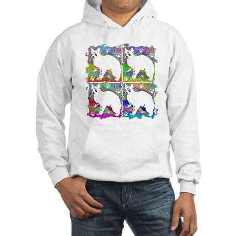 Little One Spring Hooded Sweatshirt